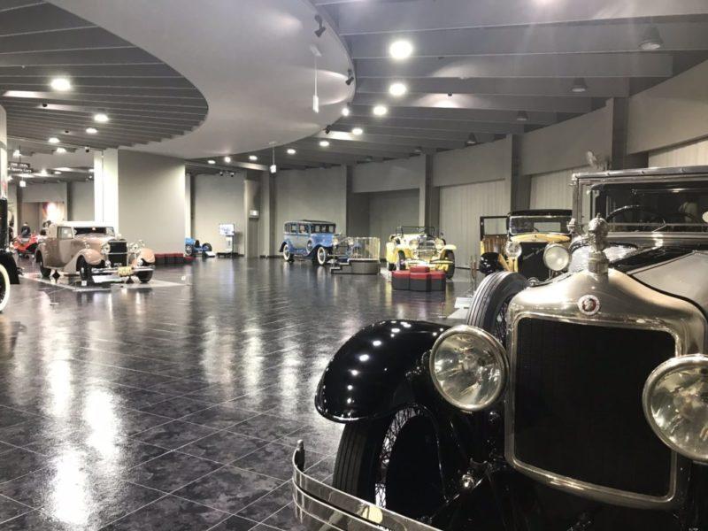 トヨタ博物館(toyotahakubutukan)-toyota automobile museum-「ミネルバ 30CV タイプAC」