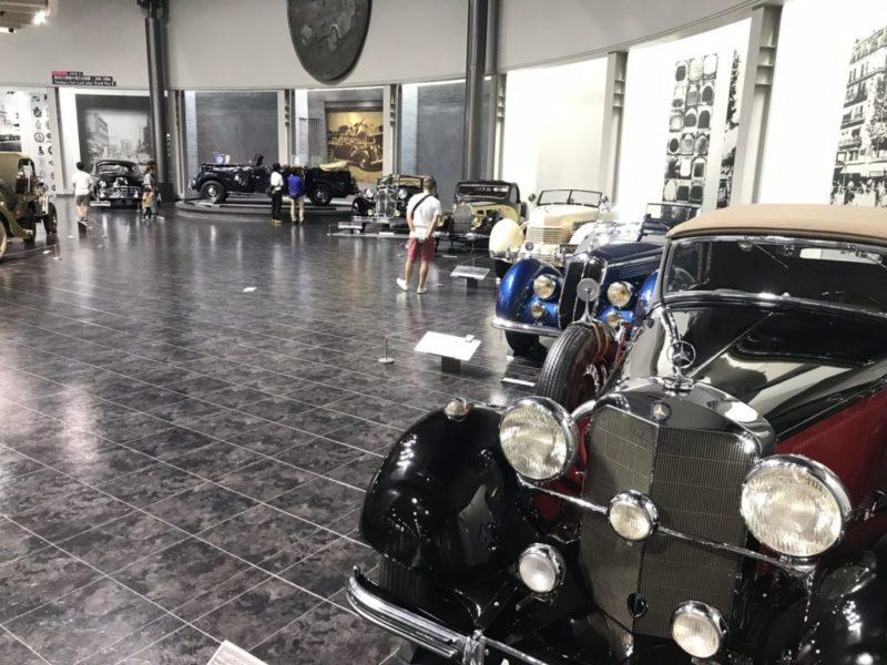 トヨタ博物館(toyotahakubutukan)-toyota automobile museum-「ランチア アストゥーラ ティーポ233C」