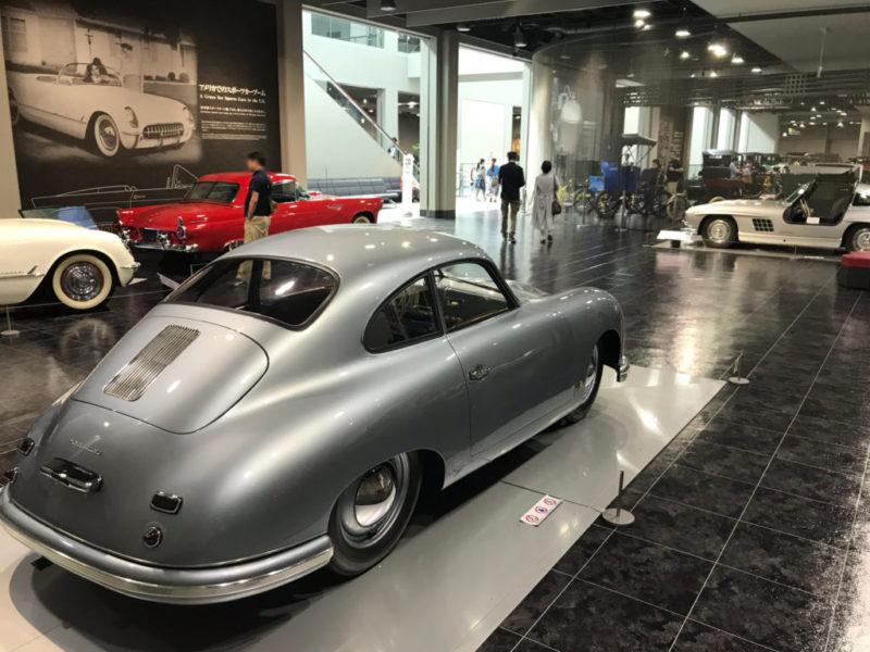 トヨタ博物館(toyotahakubutukan)-toyota automobile museum-「メルセデスベンツ 300SL クーペ」