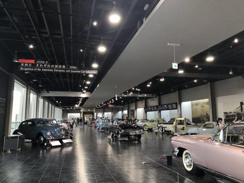 トヨタ博物館(toyotahakubutukan)-toyota automobile museum