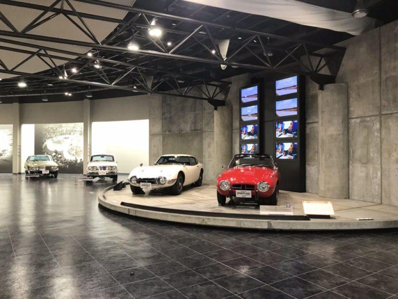 トヨタ博物館(toyotahakubutukan)-toyota automobile museum-「トヨタ 2000GT MF10型とトヨタ スポーツ800 UP15型」