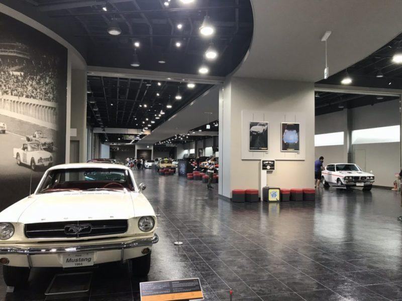 トヨタ博物館(toyotahakubutukan)-toyota automobile museum-「フォード マスタング1964年」