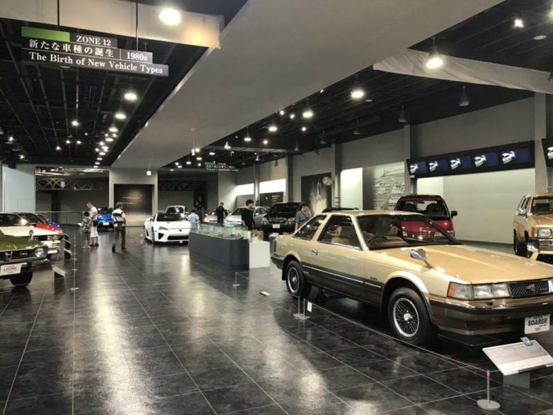 トヨタ博物館(toyotahakubutukan)-toyota automobile museum-「ソアラ 2800GT-EXTRA」