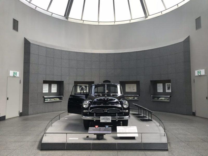 トヨタ博物館(toyotahakubutukan)-toyota automobile museum-「トヨペット クラウン RS型」