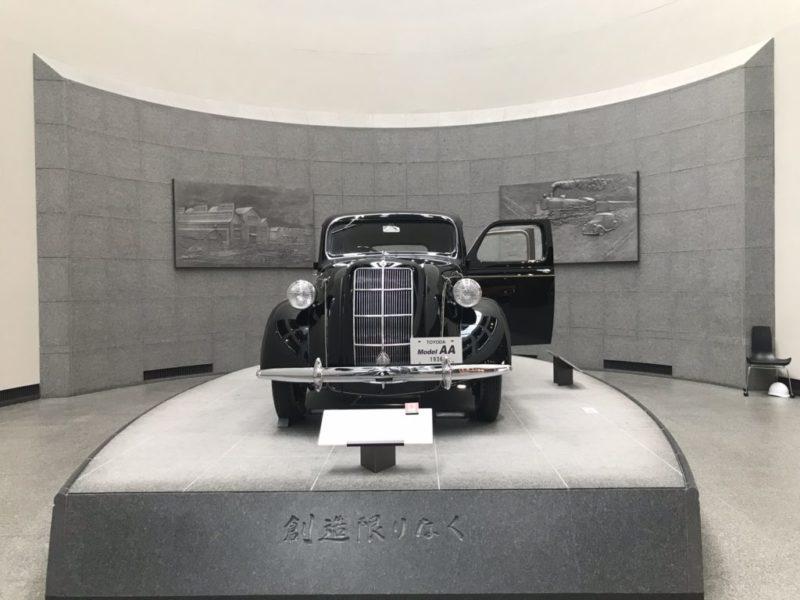 トヨタ博物館(toyotahakubutukan)-toyota automobile museum-「トヨダAA」
