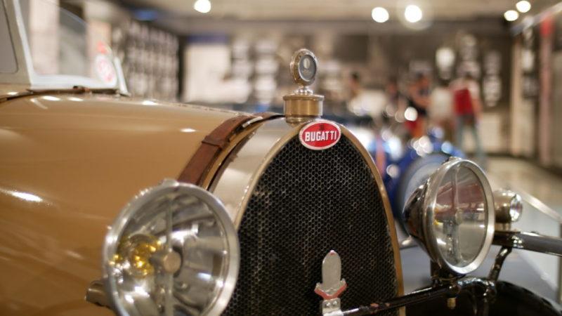 Bugatti T23 Brescia(ブガッティ・ブレシア )【アウト ガレリア ルーチェ auto galleria LUCE】【ウェブマガジン「GOKUI」車両図鑑 https://gokui.biz/ 】【岐阜県美濃市Milestone Vehicle https://milestone-vehicle.com/ 】
