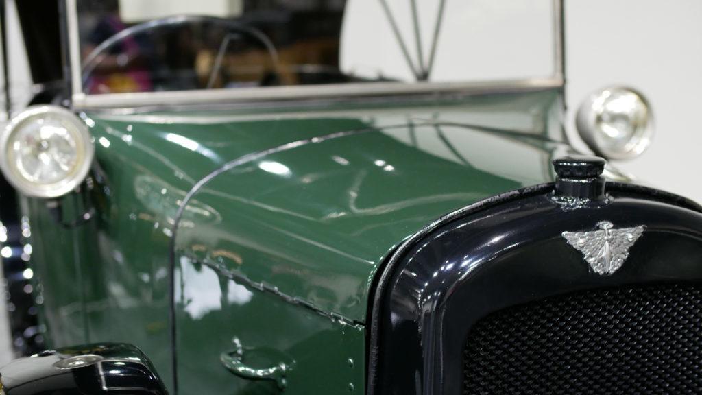 Austin 7 Chummy(オースチン・チャーミー)【トヨタ博物館 TOYOTA AUTOMOBILE MUSEUM】【ウェブマガジン「GOKUI」車両図鑑 https://gokui.biz/ 】【岐阜県美濃市Milestone Vehicle https://milestone-vehicle.com/ 】