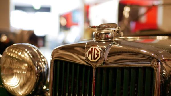 MG Midget Type TC(エムジー・ミジェット・タイプTC)【アウト ガレリア ルーチェ auto galleria LUCE】【ウェブマガジン「GOKUI」車両図鑑 https://gokui.biz/ 】【岐阜県美濃市Milestone Vehicle https://milestone-vehicle.com/ 】