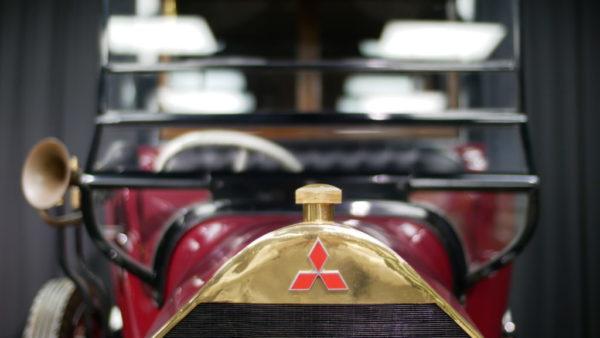 三菱A型(Mitsubishi-A)【三菱オートギャラリー岡崎 MITSUBISHI AUTO GALLERY MAG】【ウェブマガジン「GOKUI」車両図鑑 https://gokui.biz/ 】【岐阜県美濃市Milestone Vehicle https://milestone-vehicle.com/ 】