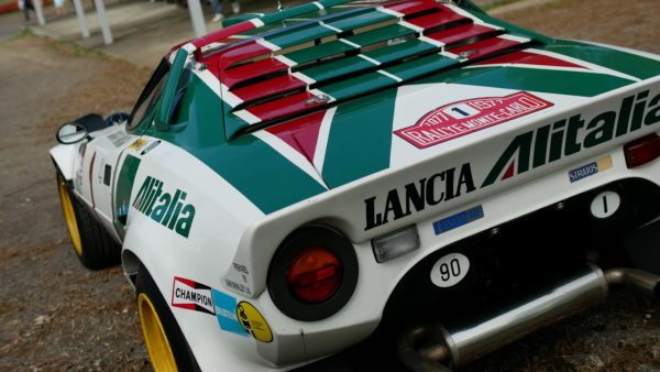 Lancia Stratos(ランチア・ストラス)【ウェブマガジン「GOKUI」車両図鑑 https://gokui.biz/ 】【岐阜県美濃市Milestone Vehicle https://milestone-vehicle.com/ 】