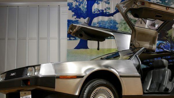 DMCデロリアン(Delorean)【トヨタ博物館 TOYOTA AUTOMOBILE MUSEUM】【ウェブマガジン「GOKUI」車両図鑑 https://gokui.biz/ 】【岐阜県美濃市Milestone Vehicle https://milestone-vehicle.com/ 】