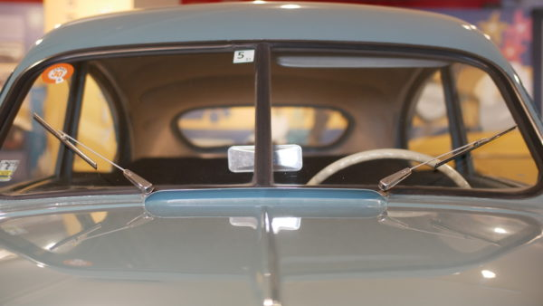 SAAB 92(サーブ・92)【アウト ガレリア ルーチェ auto galleria LUCE】【ウェブマガジン「GOKUI」車両図鑑 https://gokui.biz/ 】【岐阜県美濃市Milestone Vehicle https://milestone-vehicle.com/ 】