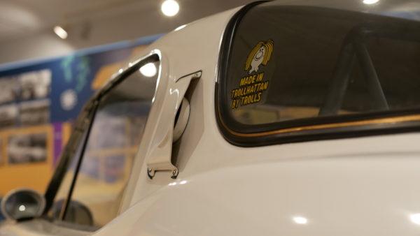 SAAB SONNET Ⅱ(サーブ・ソネット2)【アウト ガレリア ルーチェ auto galleria LUCE】【ウェブマガジン「GOKUI」車両図鑑 https://gokui.biz/ 】【岐阜県美濃市Milestone Vehicle https://milestone-vehicle.com/ 】