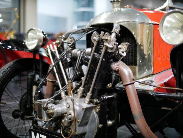 Morgan Aero(モーガン エアロ)【トヨタ博物館 TOYOTA AUTOMOBILE MUSEUM】【ウェブマガジン「GOKUI」車両図鑑 https://gokui.biz/ 】【岐阜県美濃市Milestone Vehicle https://milestone-vehicle.com/ 】