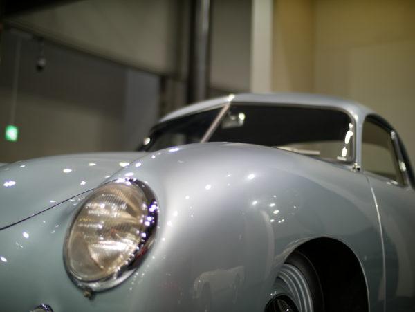 Porsche 356 Coupe(ポルシェ 356 クーペ)【トヨタ博物館 TOYOTA AUTOMOBILE MUSEUM】【ウェブマガジン「GOKUI」車両図鑑 https://gokui.biz/ 】【岐阜県美濃市Milestone Vehicle https://milestone-vehicle.com/ 】