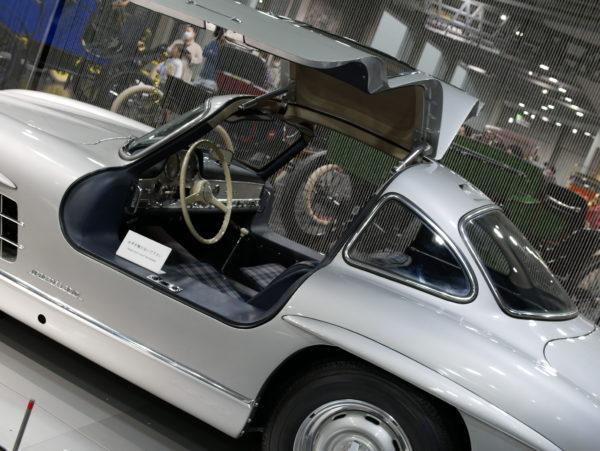Mercedes-Benz 300SL(メルセデス ベンツ)【トヨタ博物館 TOYOTA AUTOMOBILE MUSEUM】【ウェブマガジン「GOKUI」車両図鑑 https://gokui.biz/ 】【岐阜県美濃市Milestone Vehicle https://milestone-vehicle.com/ 】