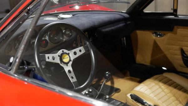 Ferrari Dino 246GT(ディノ 246GT)【トヨタ博物館 TOYOTA AUTOMOBILE MUSEUM】【ウェブマガジン「GOKUI」車両図鑑 https://gokui.biz/ 】【岐阜県美濃市Milestone Vehicle https://milestone-vehicle.com/ 】