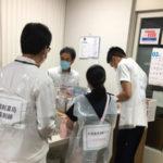 美濃病院 災害訓練 薬剤師 渡辺邦人
