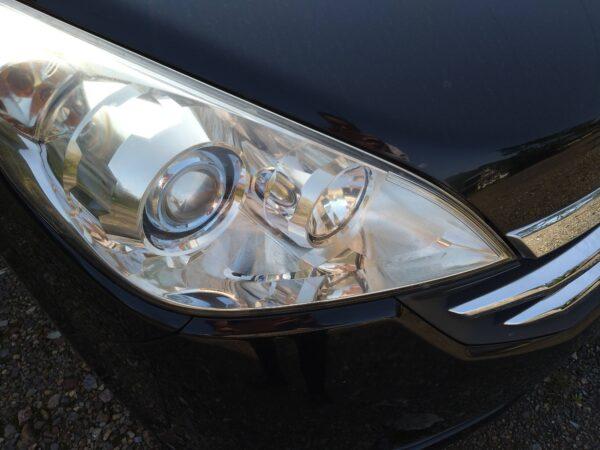 ステップワゴン RG DIY ヘッドライトの黄ばみ